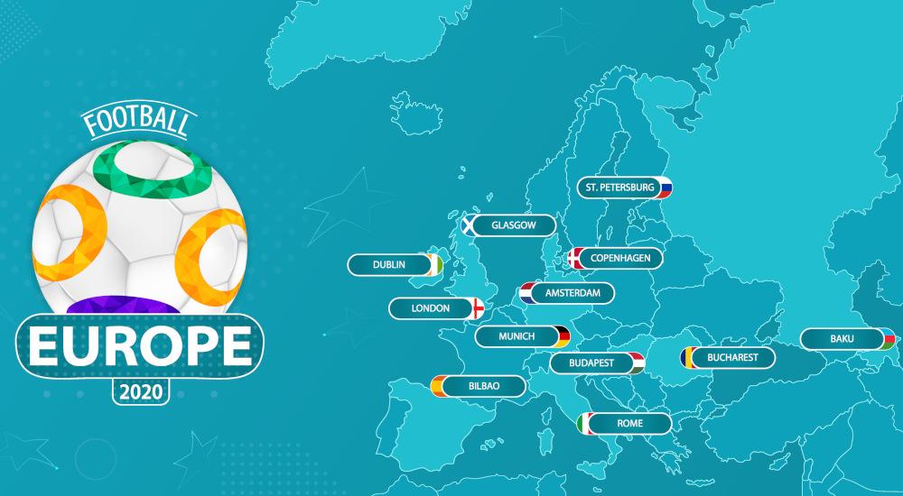 Gdzie odbędzie się Euro 2020?