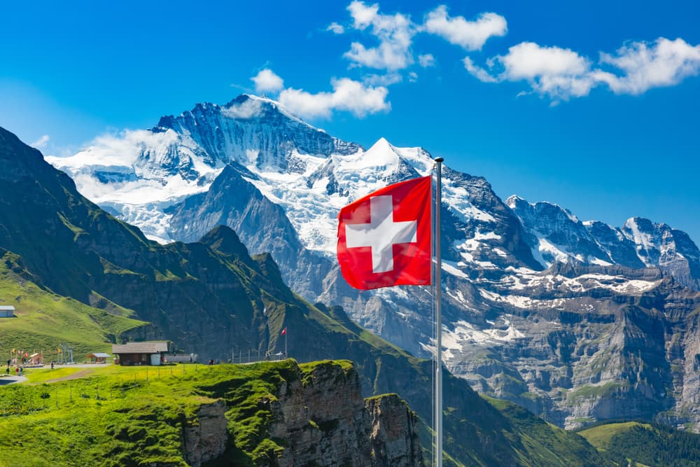 Szwajcaria na Euro 2020
