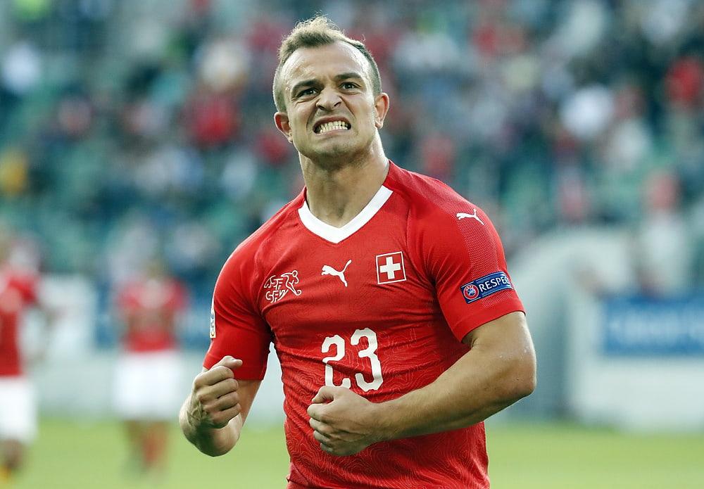 Euro 2020: Szwajcaria